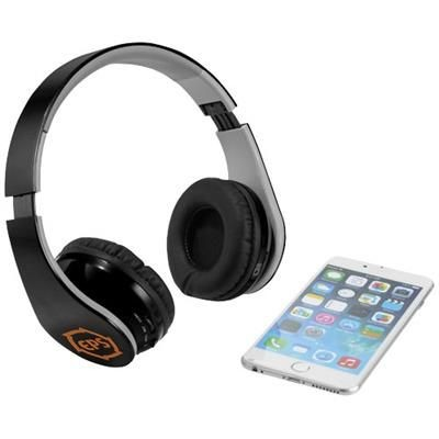 Picture of RHEA BLUETOOTH® HEADPHONES in Black Solid