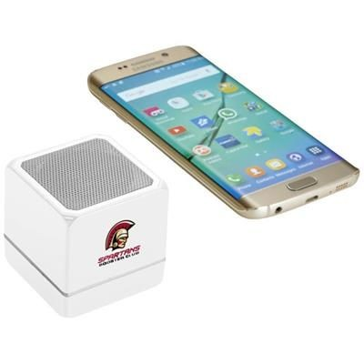 Picture of KUBUS BLUETOOTH® AND NFC SPEAKER in White Solid