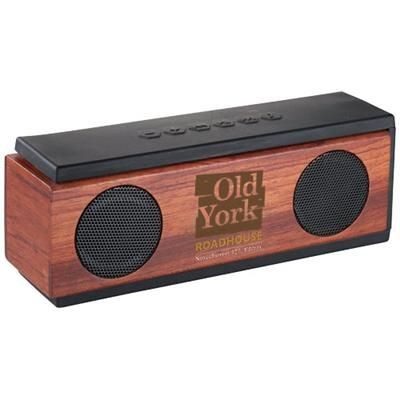 Picture of NATIVE WOOD BLUETOOTH® SPEAKER in Wood