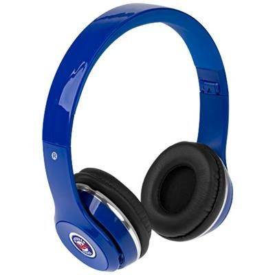 Picture of CADENCE FOLDING BLUETOOTH® HEADPHONES in Royal Blue