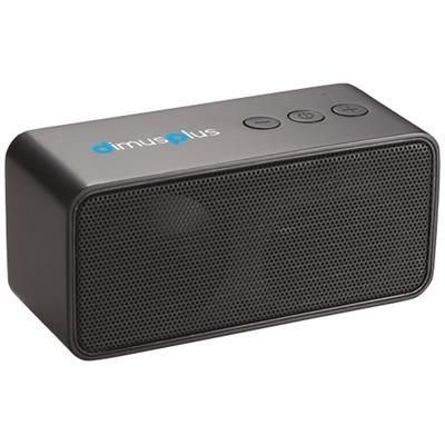 Picture of STARK PORTABLE BLUETOOTH® SPEAKER in Black Solid