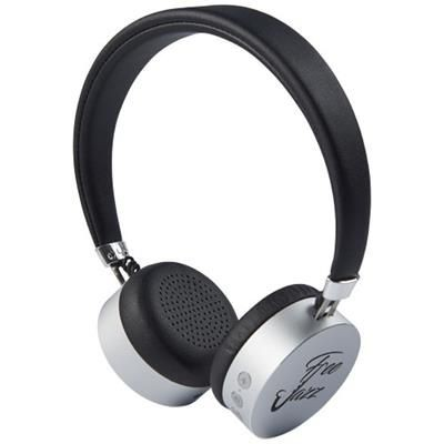 Picture of MILLENNIAL ALUMINIUM METAL BLUETOOTH® HEADPHONES in Silver