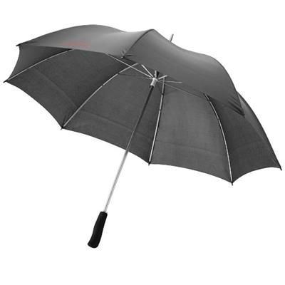 Picture of 30 INCH WINNER UMBRELLA in Black Solid