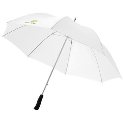 Picture of 30 INCH WINNER UMBRELLA in White Solid