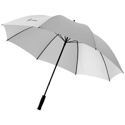 Picture of YFKE 30 GOLF UMBRELLA with Eva Handle in Silver