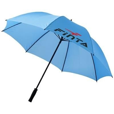 Picture of YFKE 30 GOLF UMBRELLA with Eva Handle in Process Blue