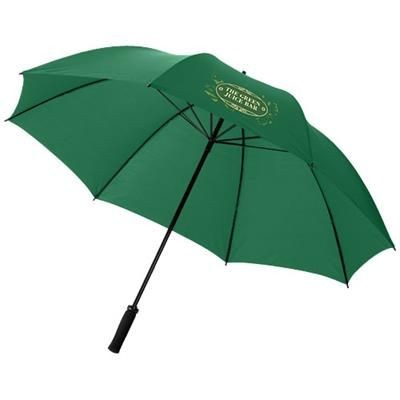 Picture of YFKE 30 GOLF UMBRELLA with Eva Handle in Green