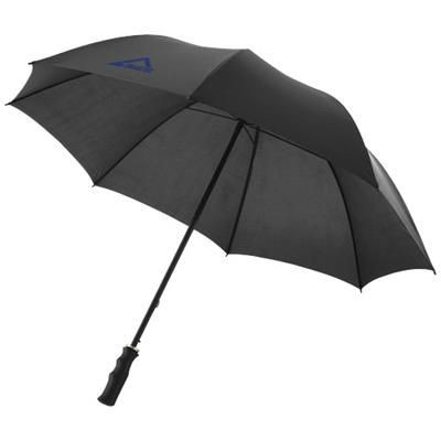 Picture of ZEKE 30 GOLF UMBRELLA in Black Solid