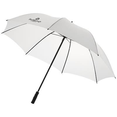 Picture of ZEKE 30 GOLF UMBRELLA in White Solid