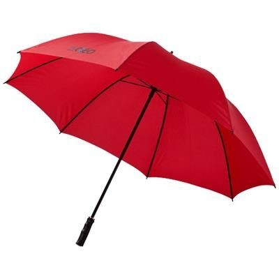 Picture of ZEKE 30 GOLF UMBRELLA in Red