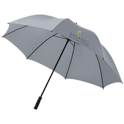 Picture of ZEKE 30 GOLF UMBRELLA in Grey