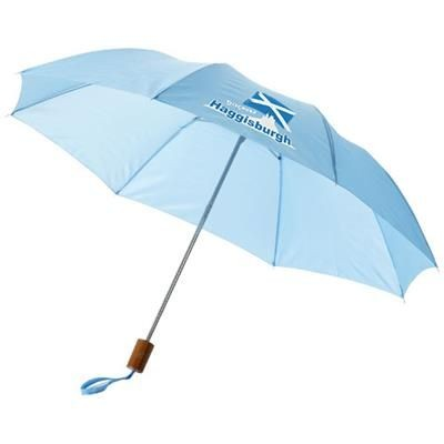 Picture of OHO 20 FOLDING UMBRELLA in Blue
