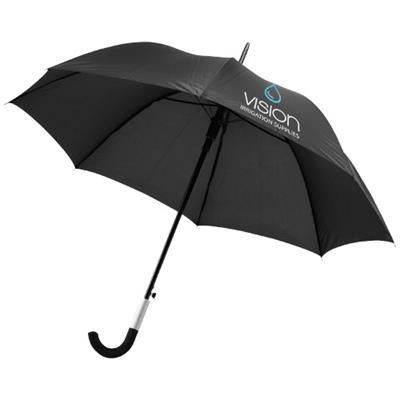 Picture of ARCH 23 AUTO OPEN UMBRELLA in Black Solid