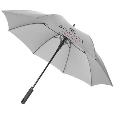 Picture of NOON 23 AUTO OPEN WINDPROOF UMBRELLA in Grey