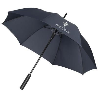 Picture of RIVERSIDE 23 AUTO OPEN WINDPROOF UMBRELLA in Navy