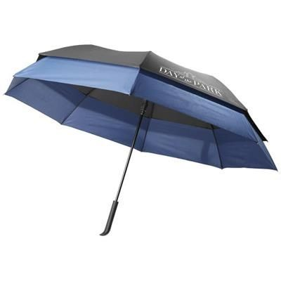 Picture of HEIDI 23 TO 30 EXPANDING AUTO OPEN UMBRELLA in Black Solid-navy