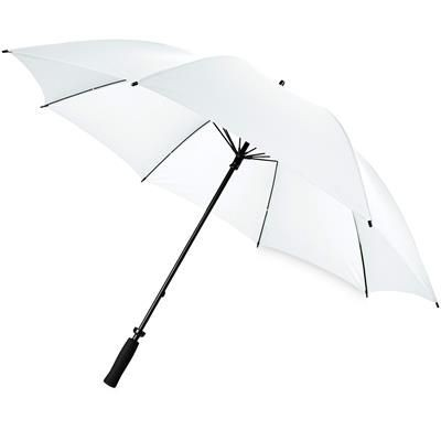 Picture of GRACE 30 WINDPROOF GOLF UMBRELLA with Eva Handle in White