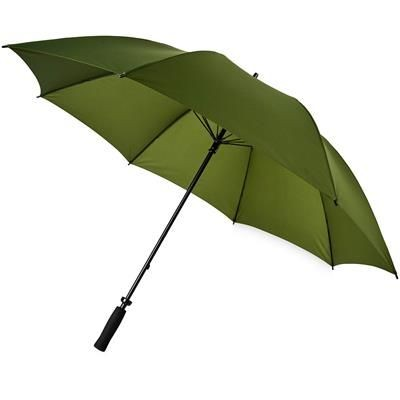 Picture of GRACE 30 WINDPROOF GOLF UMBRELLA with Eva Handle in Army Green