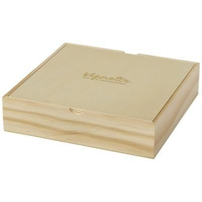 Picture of MONTE-CARLO MULTI BOARD GAME SET in Wood