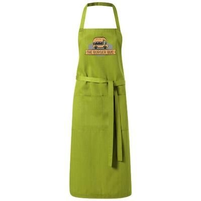 Picture of VIERA APRON with 2 Pockets in Olive