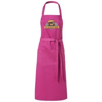 Picture of VIERA APRON with 2 Pockets in Magenta