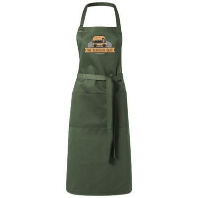 Picture of VIERA APRON with 2 Pockets in Green