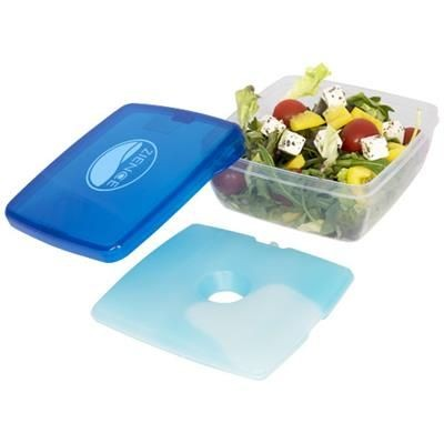 Picture of GLACE LUNCH BOX with Ice Pad in Blue