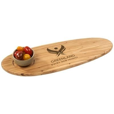Picture of BOLTON BRUSCHETTA SERVING BOARD in Wood