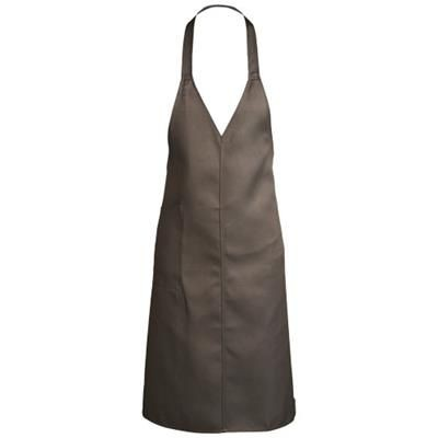 Picture of VERONA V-NECK APRON in Grey