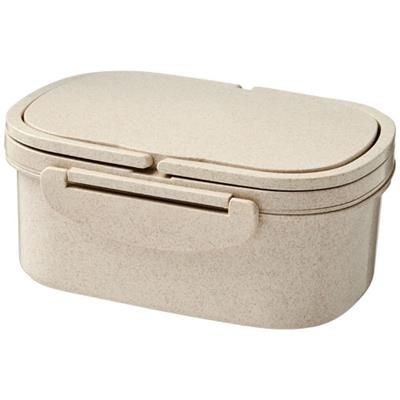 Picture of CRAVE WHEAT STRAW LUNCH BOX in Natural