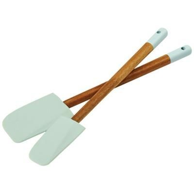 Picture of ALTUS 2-PIECE SPATULA SET in Natural