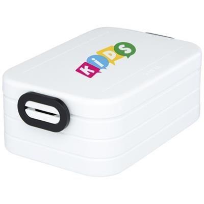 Picture of TAKE-A-BREAK LUNCH BOX MIDI in White