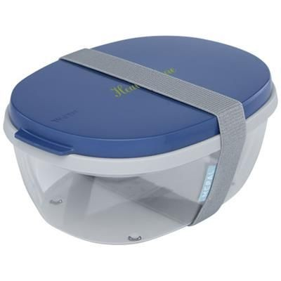 Picture of ELLIPSE SALAD BOX in Navy