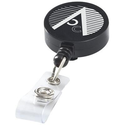 Picture of LECH ROLLER CLIP in Black Solid