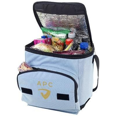 Picture of STOCKHOLM FOLDING COOL BAG in Ocean Blue