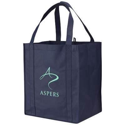 Picture of LIBERTY BOTTOM BOARD NON-WOVEN TOTE BAG in Navy