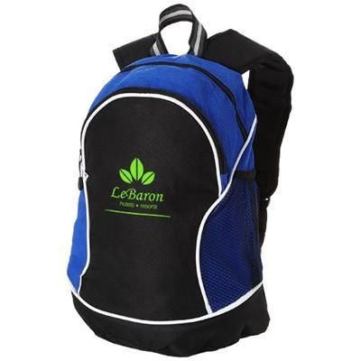 Picture of BOOMERANG BACKPACK RUCKSACK in Royal Blue