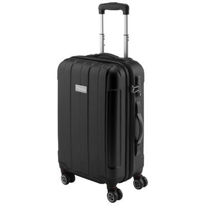 Picture of SPINNER 20 CARRY-ON TROLLEY in Black Solid