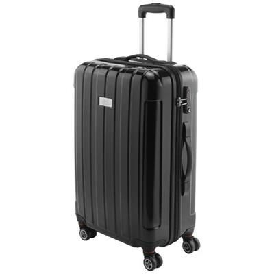 Picture of SPINNER 24 CARRY-ON TROLLEY in Black Solid