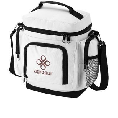 Picture of HELSINKI COOL BAG in White Solid