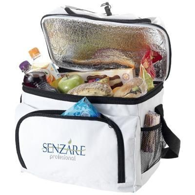 Picture of GOTHENBURG COOL BAG in White Solid