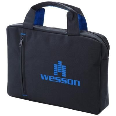 Picture of DETROIT CONFERENCE BAG in Royal Blue