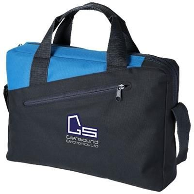 Picture of PORTLAND CONFERENCE BAG in Royal Blue