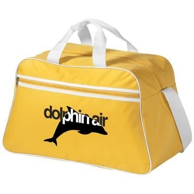 Picture of SAN JOSE SPORTS BAG in Yellow