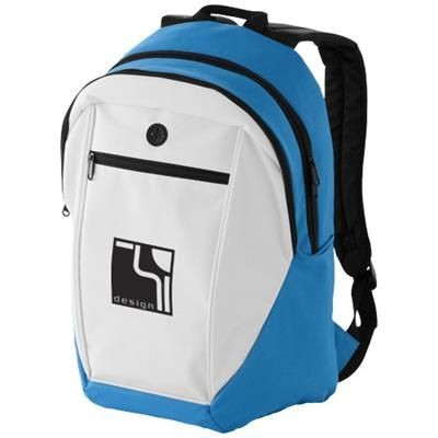 Picture of OZARK HEADPHONES PORT BACKPACK RUCKSACK in Aqua