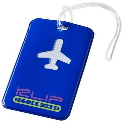 Picture of VOYAGE LUGGAGE TAG in Blue
