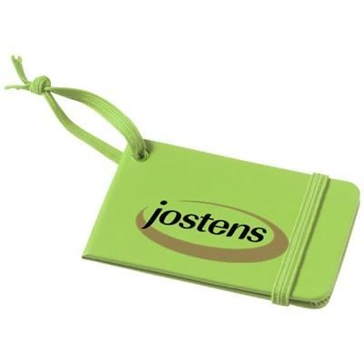 Picture of TRIPZ LUGGAGE TAG in Lime