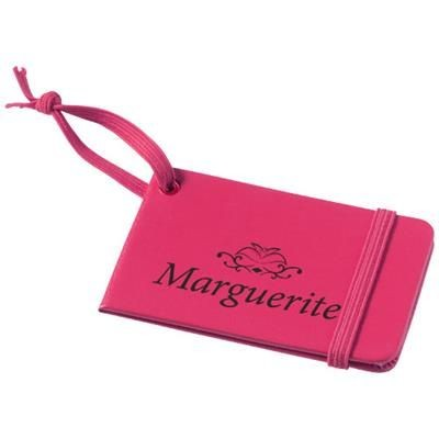Picture of TRIPZ LUGGAGE TAG in Pink