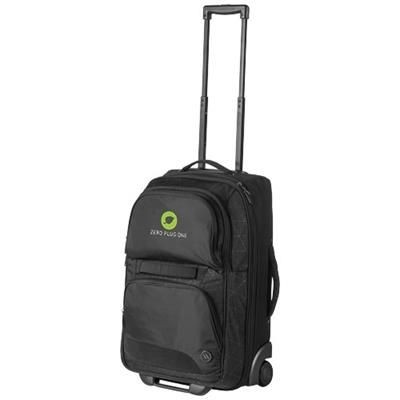 Picture of VAPOR 17 LAPTOP TROLLEY in Black Solid