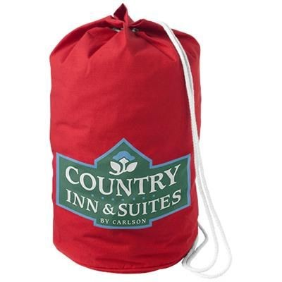 Picture of MISSOURI COTTON SAILOR BAG in Red